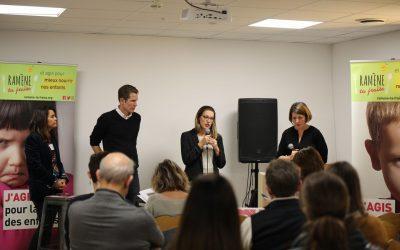 Ramène Ta Fraise – Conférence du 14 novembre 2019 – Halle Tropisme Montpellier